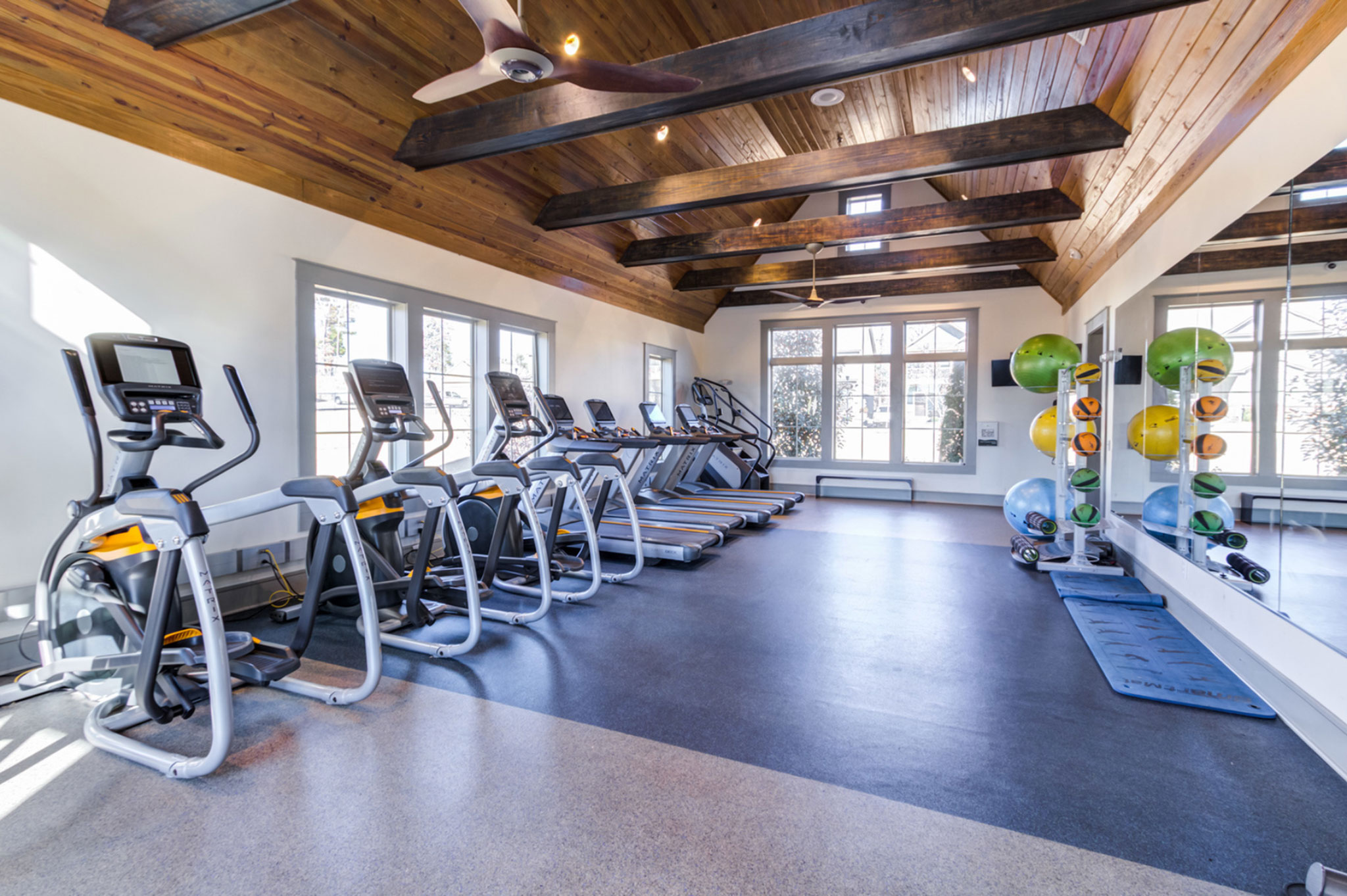 College Town Oxford Fitness Center