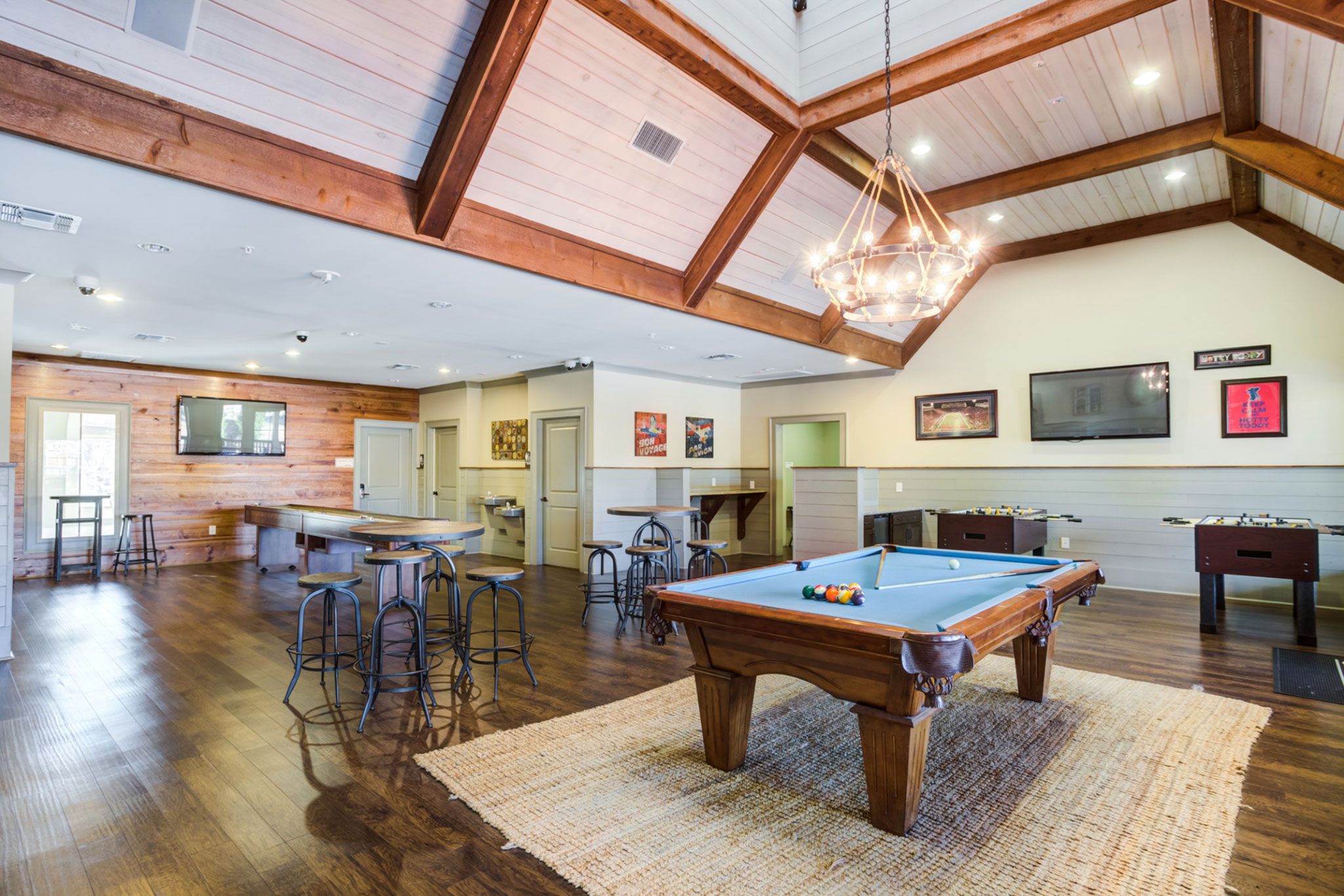 College Town Oxford Game Room Billiards