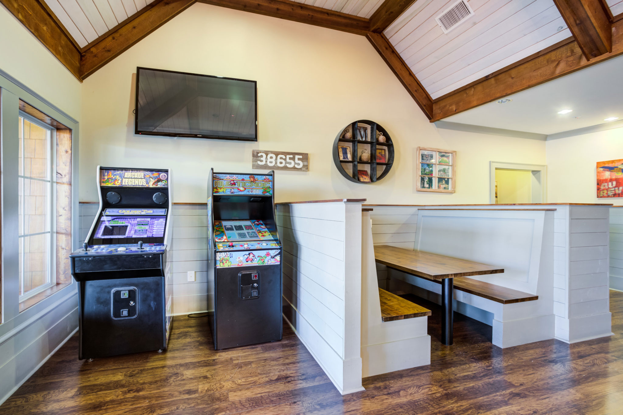 College Town Oxford Game Room