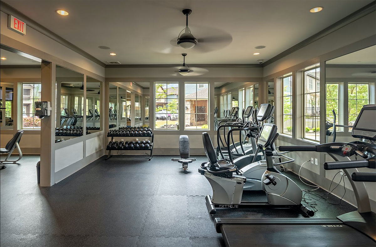 College Town Oxford 24hr Fitness Center