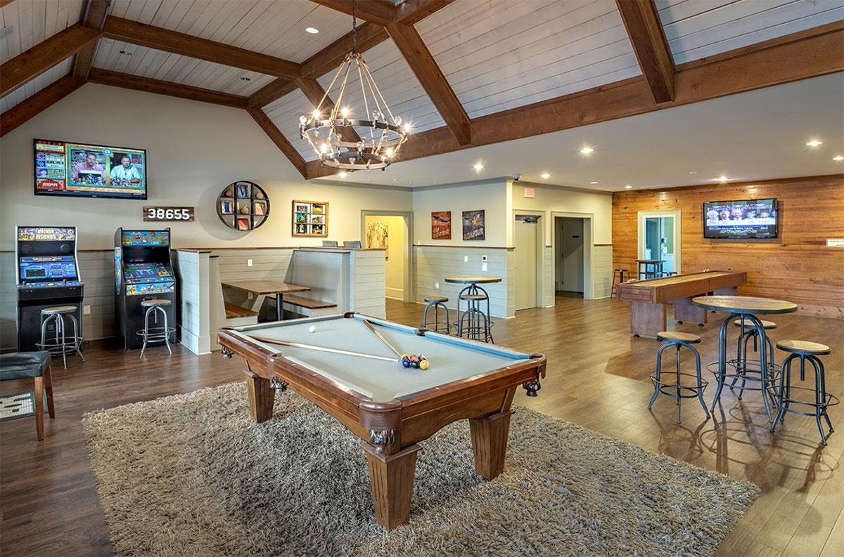 Oxford Billiards Game Lounge